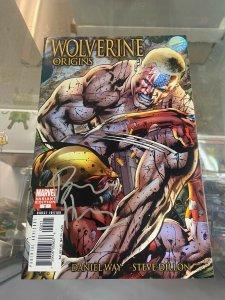 Wolverine Origins 2 Variant VF Signed by Daniel Way