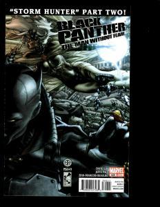 8 Black Panther Marvel Comics # 520 521 522 523 523.1 524 525 526 Spider-Man GK6