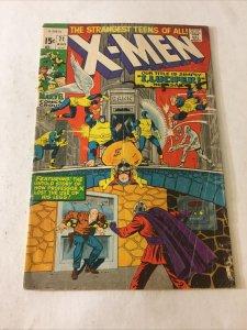 X-Men 71 Gd- Good- 1.8 Cover Detached Marvel Comics