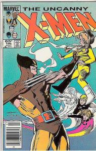 X-Men #195 (Jul-85) NM+ Super-High-Grade X-Men