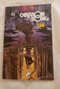 Oblivion Song Volume 1 Image Comics TPB Kirkman & De Felici Chapter 1 BRAND NEW