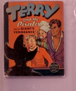 TERRY AND THE PIRATES GIANTS VENGEANCE #1446 BLB-CANIFF VF