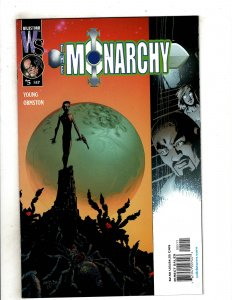 The Monarchy #5 (2001) OF21