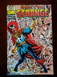 Doctor Strange Special Edition Wrightson - (cover) Brunner (art) 1982