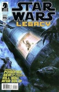 STAR WARS: LEGACY #9
