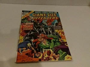 Giant Size The Defenders 2