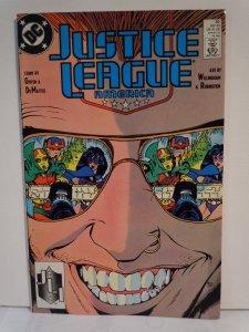 Justice League America #30 (1989)