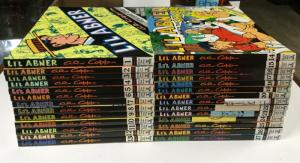 Lil Li'l Abner 1-27 Complete Kitchen Sink Press Tpb Softcover Set Near Mint P4