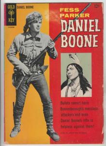 Daniel Boone #2 (Feb-69) VG Mid-Grade Daniel Boone