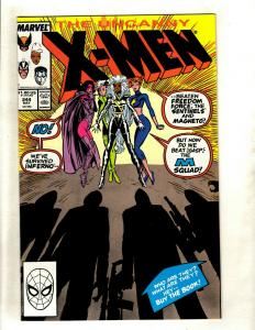 (Uncanny) X-Men # 244 NM Marvel Comic Book Cyclops Beast Iceman Wolverine GK4