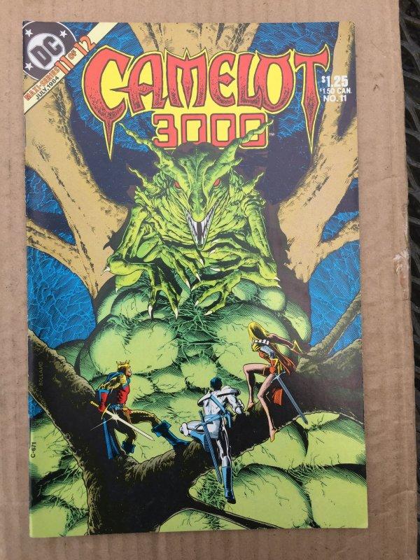 Camelot 3000 #11 (1984)