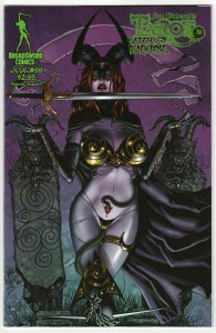 Tarot Witch Of The Black Rose #99 Cvr A (Broadsword, 2016) VF/NM
