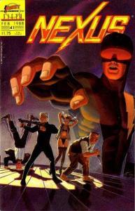 Nexus (1983 series) #41, VF (Stock photo)