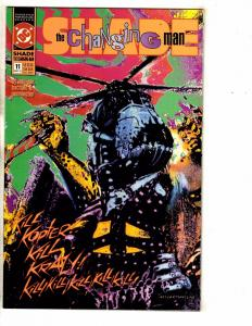 10 Shade The Changing Man DC Comic Books # 11 12 13 14 15 16 17 18 19 20 CR7