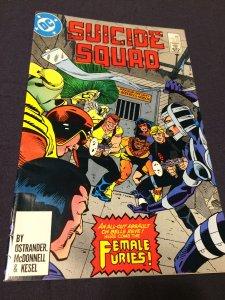 Suicide Squad #3 (1987) NM DC Comics Female Furies