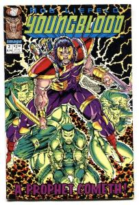 YOUNGBLOOD #2 1992 - First appearance of PROPHET. Image