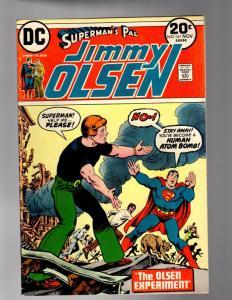 JIMMY OLSEN 161 FINE November 1973