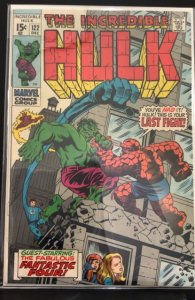 The Incredible Hulk #122 (1969)
