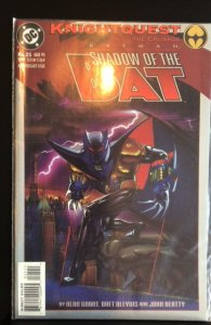Batman: Shadow of the Bat #25 (1994)