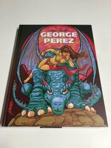 The Art Of George Pérez Hc Hardcover Oversized IDW