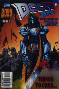 Doom 2099 #44 VF/NM; Marvel | save on shipping - details inside