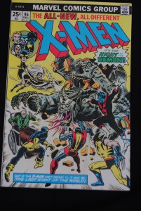 X-Men 96 High Grade!      Wolverine, New X-Men