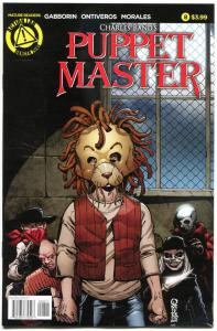 PUPPET MASTER #8, NM, Bloody Mess, 2015, Dolls, Killers, more HORROR  in store,A