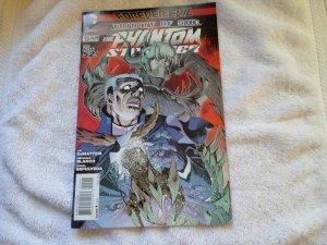DC COMICS THE PHANTOM STRANGER # 15 THE NEW 52