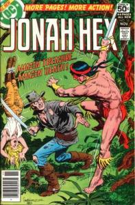 Jonah Hex (1977 series) #18, NM (Stock photo)