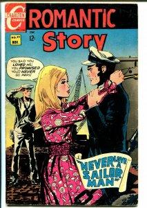 Romantic Story #48 1964-Charlton-Kid Montana-Winchester Rifle-Morisi-VF