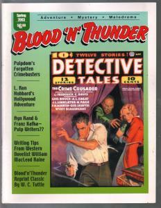 Blood 'n' Thunder-Summer 2003-MGT-Rafael de Soto-ERB-Frank Gruber-FN/VF