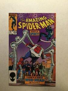 Amazing Spider-Man 263 Very Fine+ Vf+ 8.5 Marvel