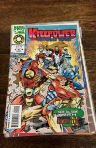 Killpower: The Early Years (UK) #2 (1993)