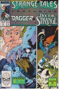 Strange Tales Vol 2 #11