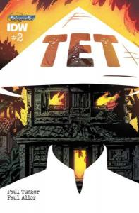 Tet #2, NM- (Stock photo)