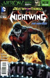 Nightwing (2011 series) #16, NM + (Stock photo)