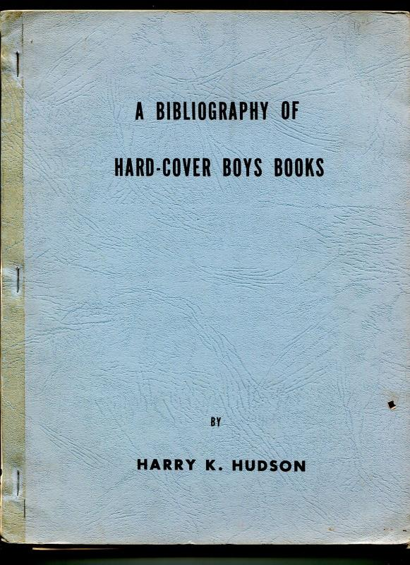 Bibliography of Hard-Cover Boys Books #5 1966-Harry Hudson-Lone Ranger-VG