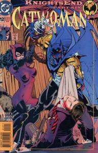 Catwoman (1993 series) #12, NM + (Stock photo)
