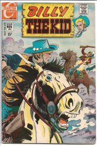 Billy The Kid 81 - Bronze Age - Nov. 1970 (VG+)