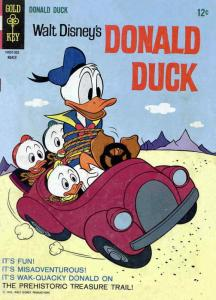 Donald Duck (Walt Disney's…) #100 FN; Dell | save on shipping - details inside