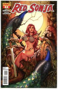 RED SONJA #1, NM, She-Devil, Sword, Colleen Doran, 2013,more RS in store (R)