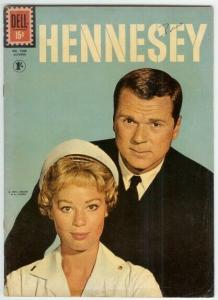 HENNESEY (1961-1962 DELL) F.C.1200 VG-F GIL KANE ART; P COMICS BOOK