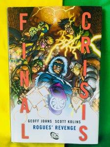 Final Crisis Rogues' Revenge Hardcover Graphic Novel
