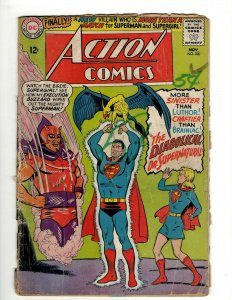 Action Comics # 330 VG- DC Comic Book Superman Batman Green Lantern Flash KD1