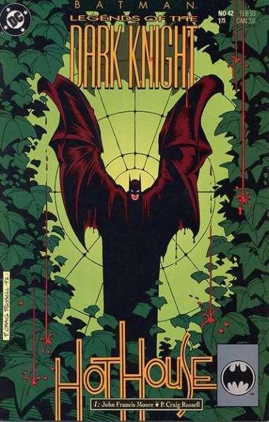 Batman: Legends of the Dark Knight #42, NM + (Stock photo)