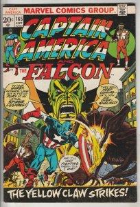 Captain America #165 (Sep-73) VF/NM High-Grade Captain America