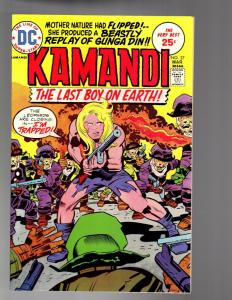 KAMANDI 27 VERY FINE PLUS March 1975