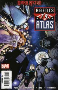 Agents of Atlas (2nd Series) #1 FN; Marvel | save on shipping - details inside
