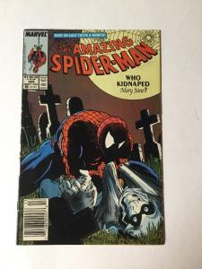 Amazing Spider-man 308 Fn Fine Newsstand