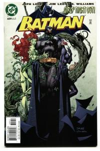 BATMAN #609 comic book-JIM LEE-HUSH STORYLINE-DC-2002